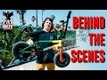 Behind the Scenes with FatBoy Mini BMX