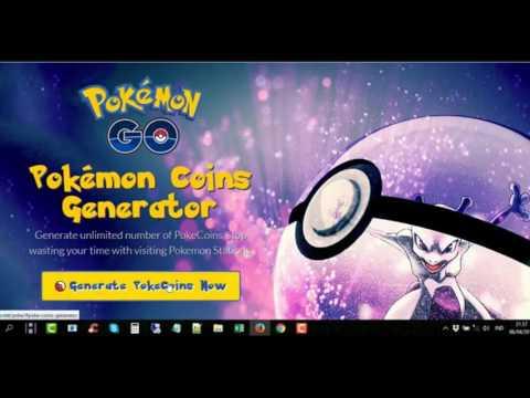 Pokemon GO Coins Hack - Get Free PokeCoins in Pokemon Go