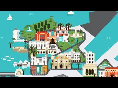 Vector city maps   TUTPAD Course Introduction