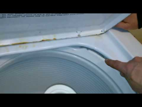MAYTAG WASHER OUT OF BALANCE