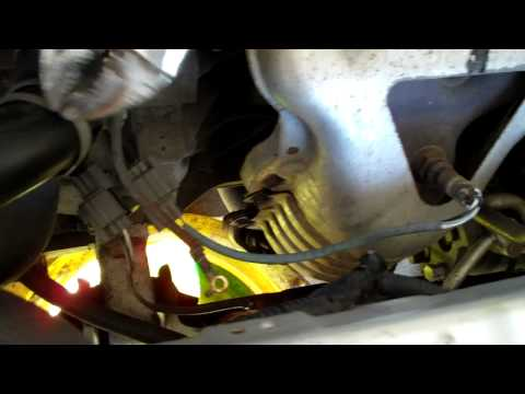 How to change the Radiator in a 1.7 Liter Honda Civic