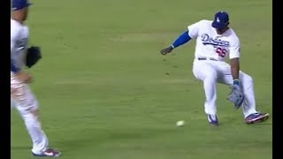MLB Between the Legs Catches