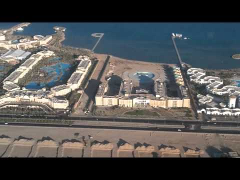 Manchester UK to Hurghada Egypt