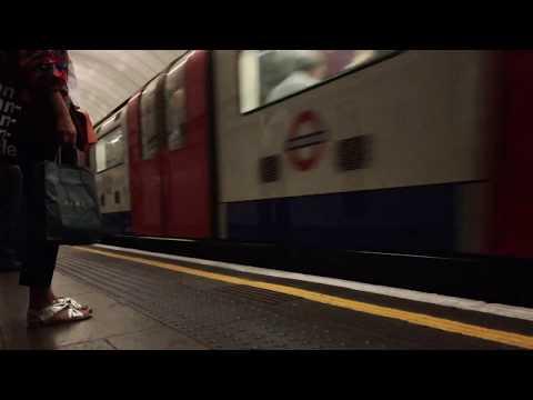 VICTORIA LINE | LONDON KING'S CROSS St. PANCRAS TUBE STATION  TUBE STATION | LONDON UNDERGROUND |