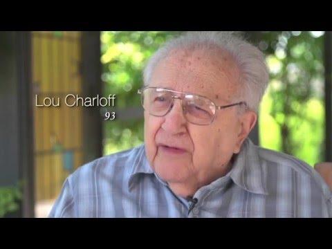 Lou Charloff: My Jewish Home Story