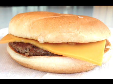 HOW TO MAKE A McDONALDS CHEESEBURGER - Greg's Kitchen