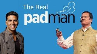 The Real Padman of India | Arunachalam Murugunatham | Incredible Inspirational Story