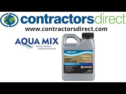 Aqua Mix Sealer and Cleaner