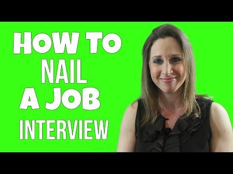 HOW TO PREPARE FOR A JOB INTERVIEW | Debra Wheatman