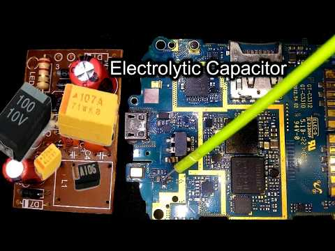 Basic Electronics Components part-1 | Parts of a Mobile Cell Phones | STTI Tech Talks #606