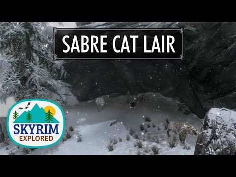 Sabre Cat Lair - Secondary Location - 1.E