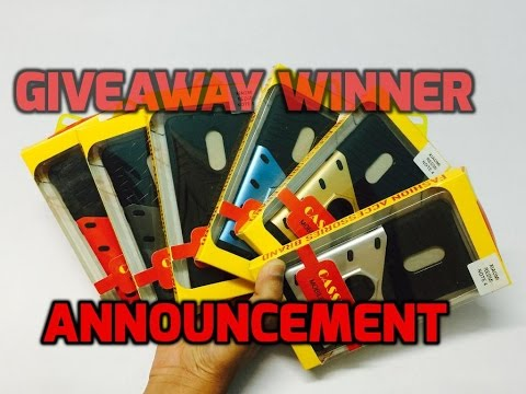 Cassiey Case Giveaway Winner Announcement (INDIA)