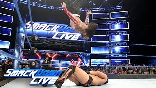 Jeff Hardy vs. The Miz - Independence Day United States Open Challenge: SmackDown LIVE, July 3, 2018