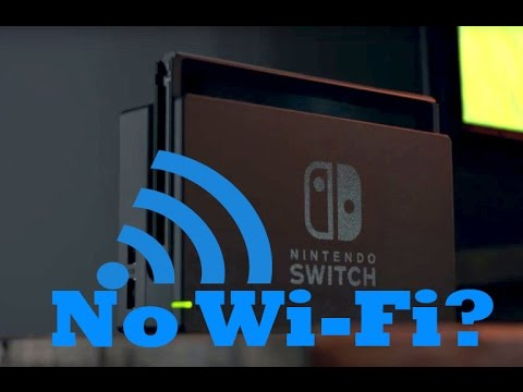 Nintendo Switch: How to Connect to Wi-Fi While Docked