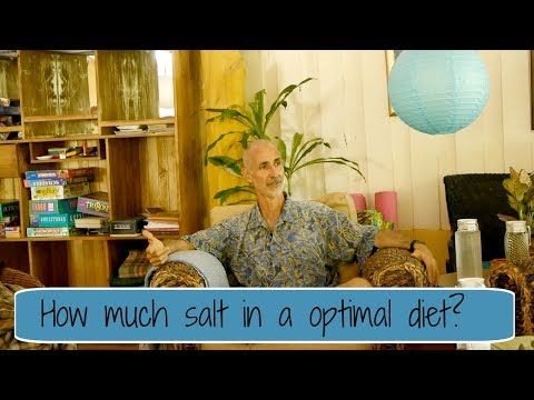 Is salt a essential nutrient?