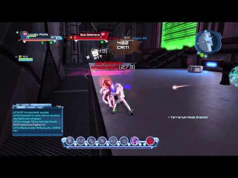 DCUO: Loyalty Points vs Sub Defenece PART 3