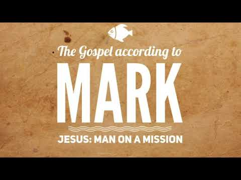 James Peat - Are You Prepared?   Calvary Cambridge (Mark 1:1-13)
