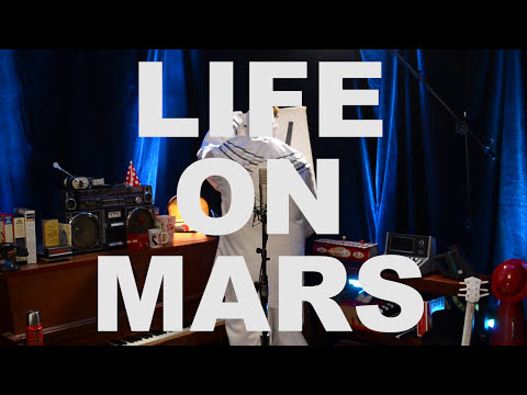 Life On Mars - David Bowie cover - Puddles Pity Party