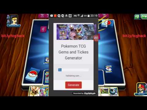 Pokemon TCG Hack For free Gems and Tickets WORKING 2017
