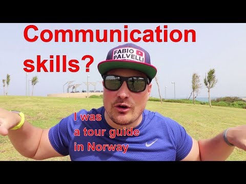 How to get more tips from tourists - Communication skills -