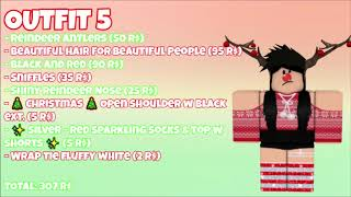 Roblox Outfit Ideas Girl Edition