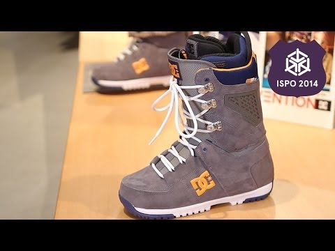 DC Lynx Snowboard Boot - Best New Snowboard Gear ISPO 2014 | EpicTV Gear Geek