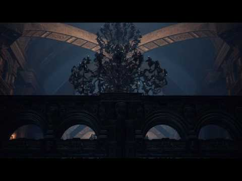 Dark Souls III - Cathedral of the Deep, Central Chamber   Ambient Audio