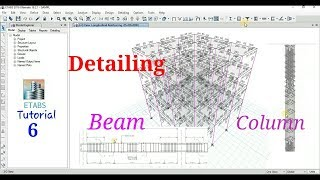 Beam Detailing For ETABS - The Most Popular High Quality Videos