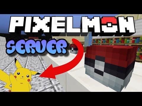 Minecraft Xbox One Pixelmon Server/Realm (mcpe pixelmon server)