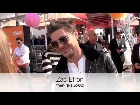 THE LORAX: Zac Efron Skateboards to Work & Other Ways to Save the Environment