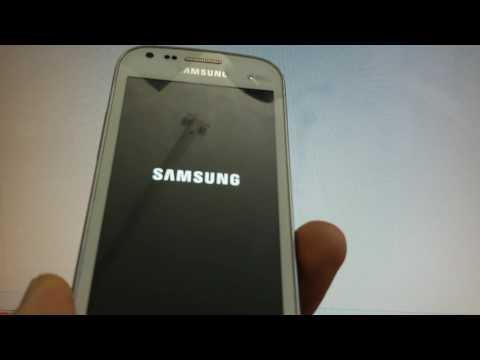 Samsung Galaxy S Duos S7562 porn virus fix flash via odin tutorial