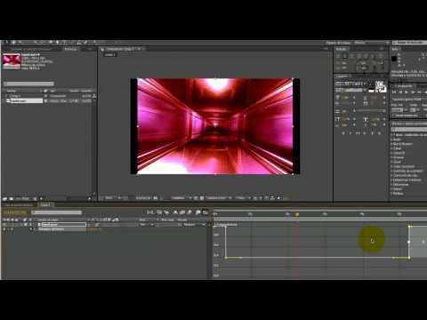 Tutorial After Effects // Rampeo Tiempo   Loop CS4