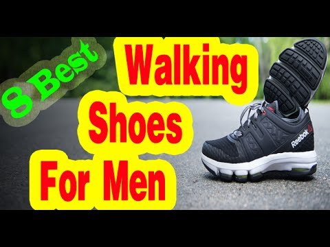 Best Walking Shoes For Men to Buy in 2017