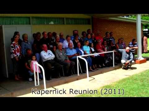 Footprints from the Past: Kapernick Family History and Genealogy in Australia