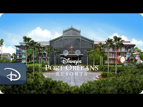 Disney's Port Orleans Resorts   Walt Disney World