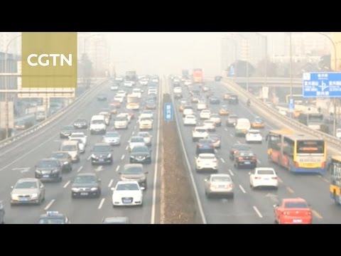 China toughens pollution standards in response to vehicle emissions