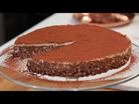 Paul A. Young's Bourbon chocolate crispy cake | Ultimate Chocolate Recipes