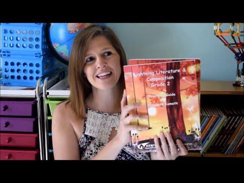 Hewitt Homeschooling Grade 2 Lightning Literature Review