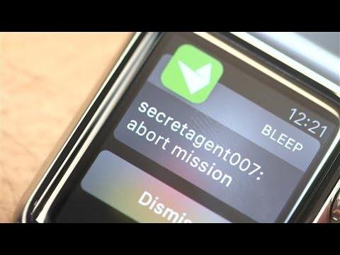 Bleep Review: An App for Secret Messages