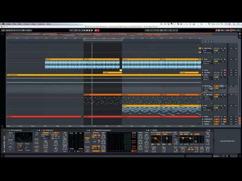 Ableton Live - Deconstructing Deep House Track