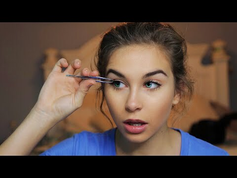 Eyelash Extensions Tutorial // Long & Thick - Gabrielle Moses
