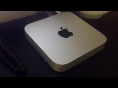 An automated home: the apple macmini as a home entertainment center Part 1
