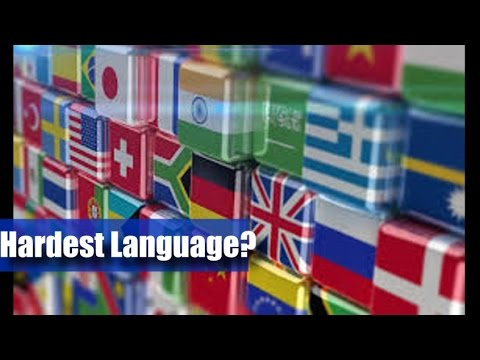 Top 10 Hardest LANGUAGES to Learn - Response video and Discussing ANIME JAPANESE