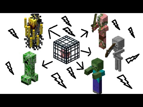 How to get custom Mob Spawner in Minecraft 1.11 (WORKING) Creative mode