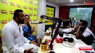 Sanjay Dutt and Yerwada Jail   Aditi Rao Hydari   Bhoomi   RJ Suren   Radio Mirchi