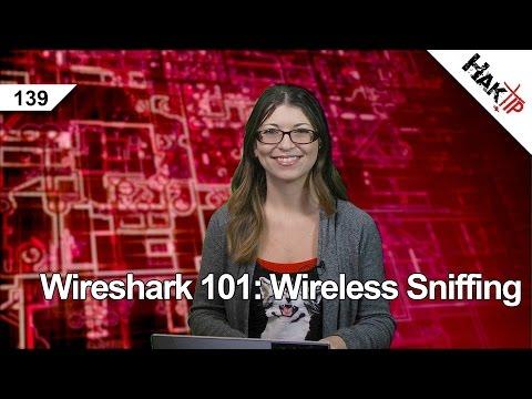 Wireshark 101: Wireless Sniffing, Haktip 139