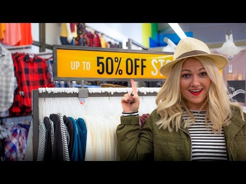 MY FAVORITE CLOTHING STORE | OLD NAVY 50% OFF