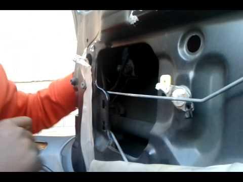 Pt.2 96-00 Honda Civic Door Handle/lock removal