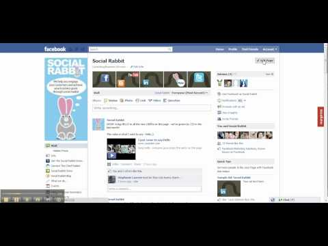 How to change the name of your Facebook page tabs