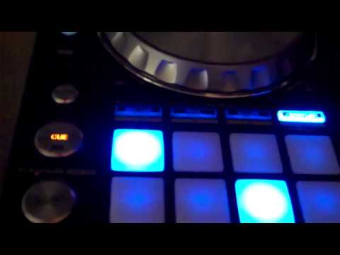 Using the sampler with the Pioneer DDJ-SX with Serato DJ